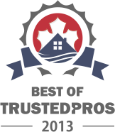 Best Of TrustedPros 2013