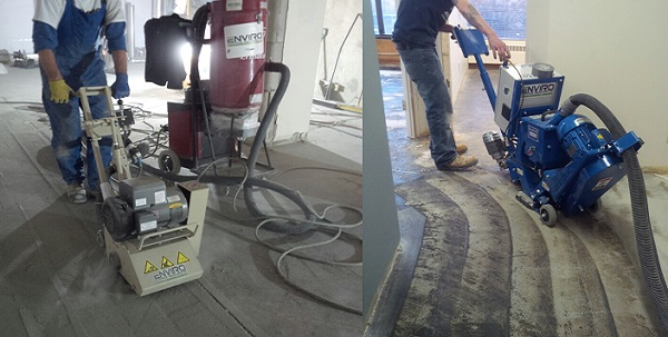 Floor Removal